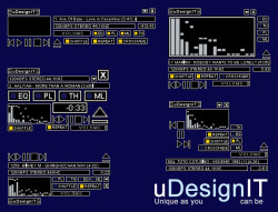 uDesignIT screen shot