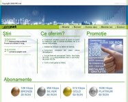 PRO-Net - site interface