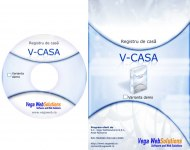 V-Casa CD/DVD covers