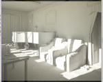 pov 2 clay renders - light render tests 53