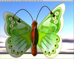 butterfly no. 5a