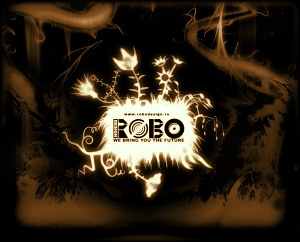 ROBO Design v5.5 wallpaper (black)