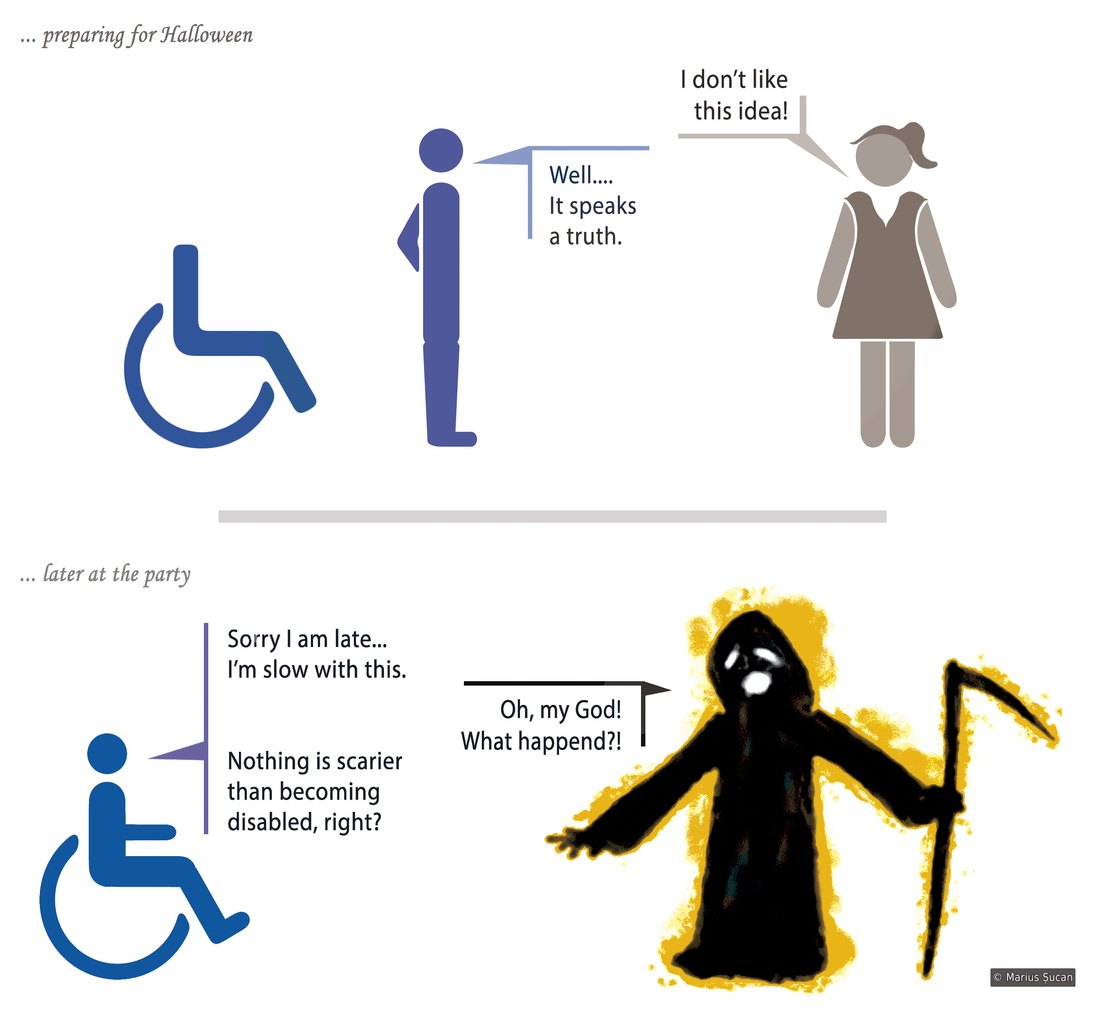 Disabled for Halloween