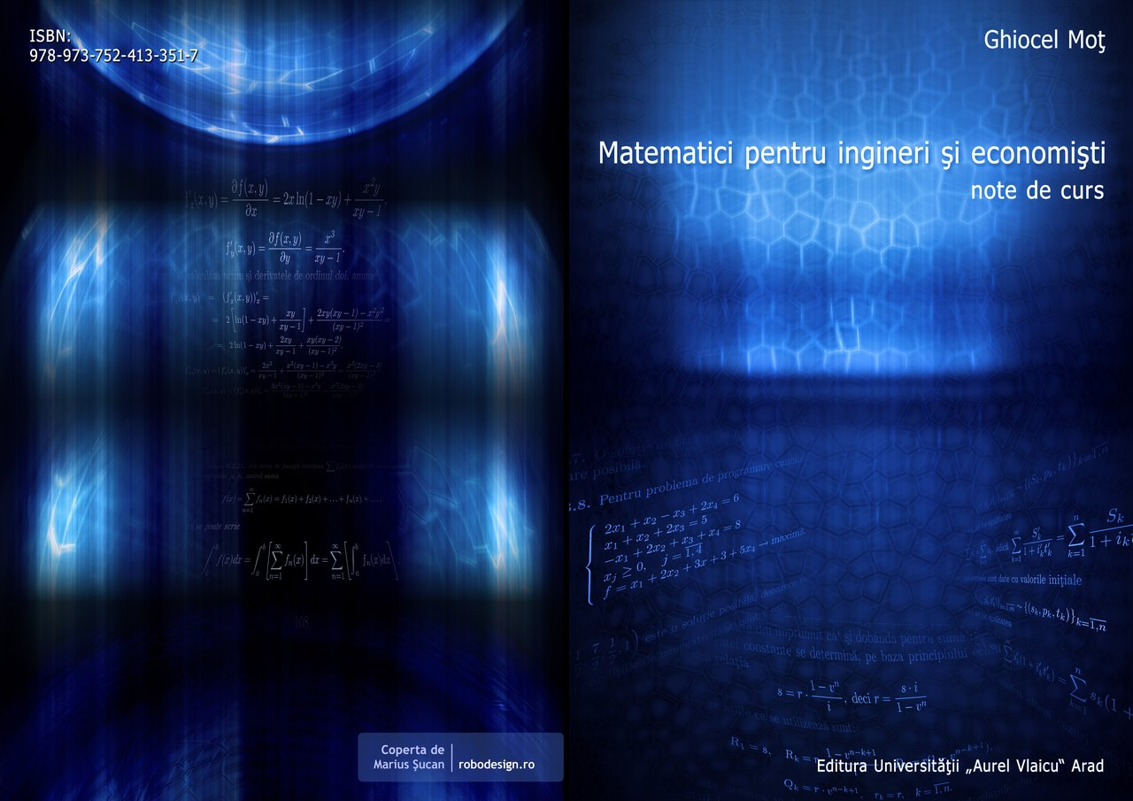Mathematics for engineers and economists