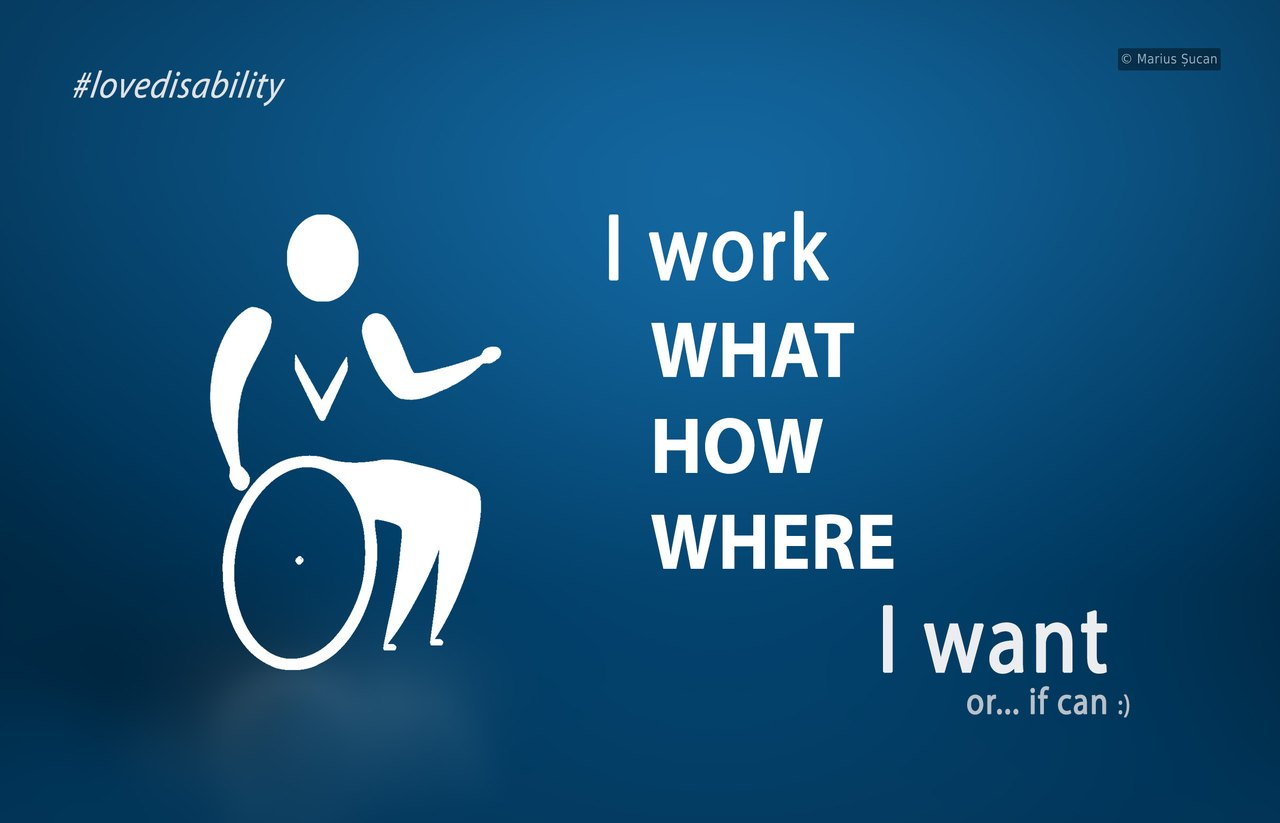 Love disability: working