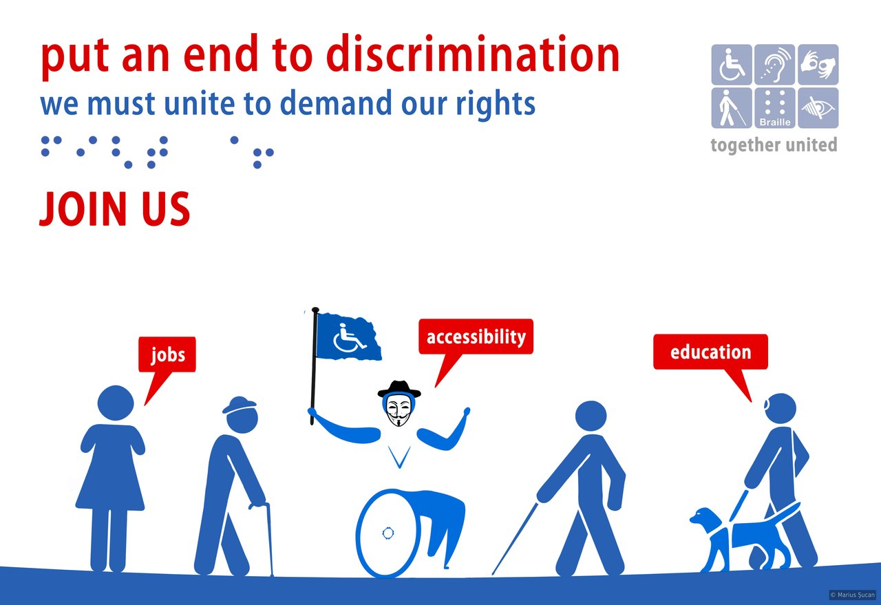 discrimination disabled people essay