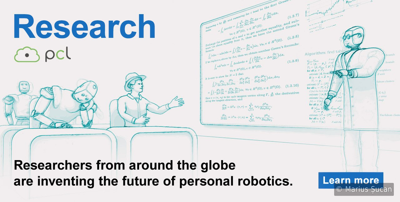 Research in robotics