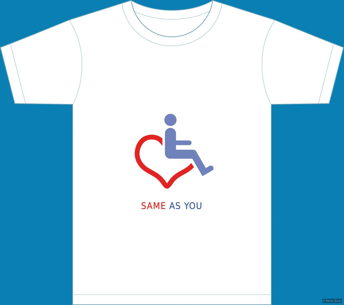 Disabled people love the same as you
