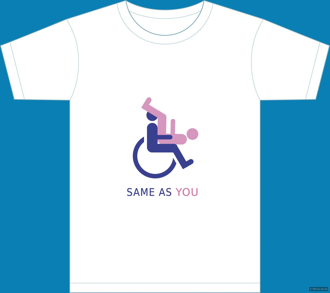 Disabled sex: same as you