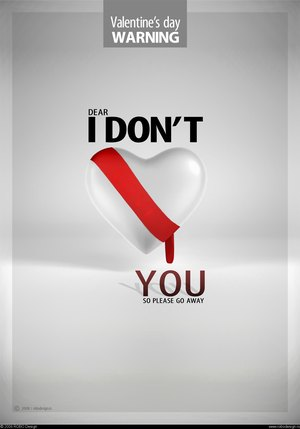 I don't love you [EN]