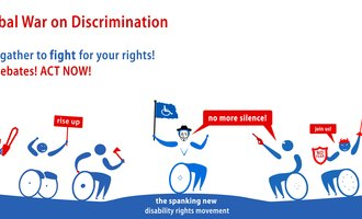 The Global War on Discrimination: call to action