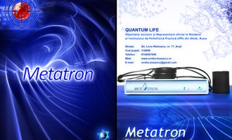 Metatron catalog cover