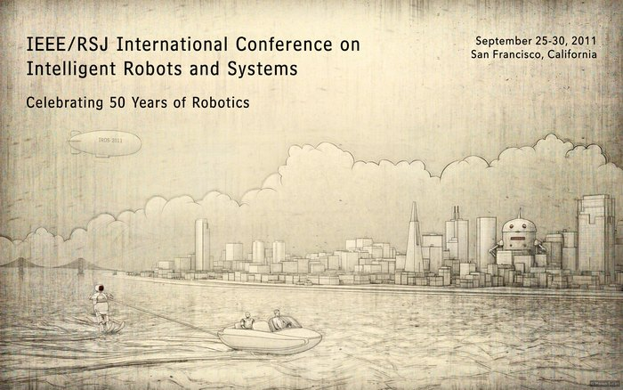 IROS conference 2011