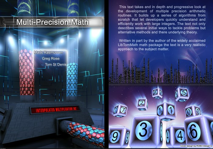 Multi-Precision Mathematics book cover