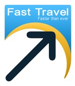 Fast Travel agency logo